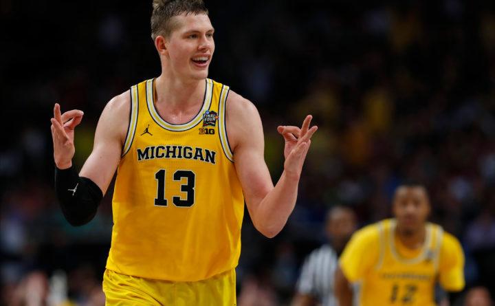 Michigan ends Loyola-Chicago's run, advances to national championship