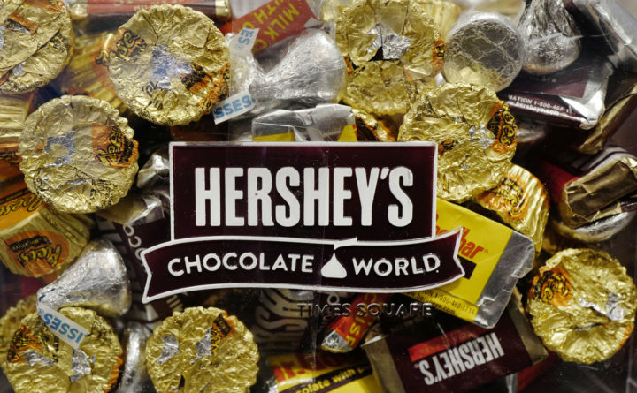 BRYN MAWR TRUST Co Decreases Holdings in The Hershey Company (HSY)