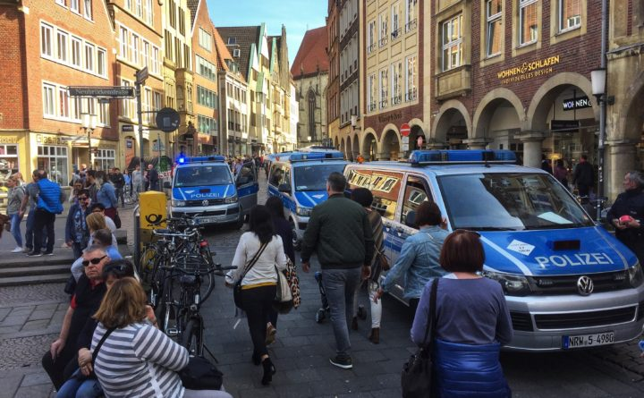Car drives into crowd in Germany, 3 dead, 20 injured