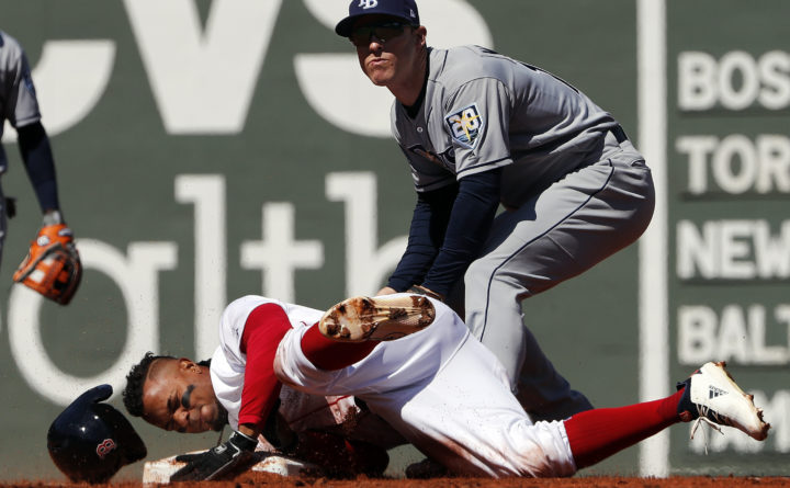 Red Sox 10, Rays 3: Bogaerts, Boston bash Tampa Bay