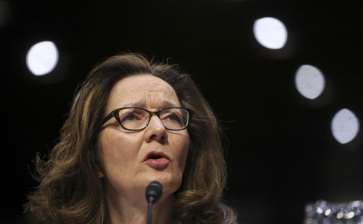 John McCain opposed the appointment of Gina has Haspel CIA Director