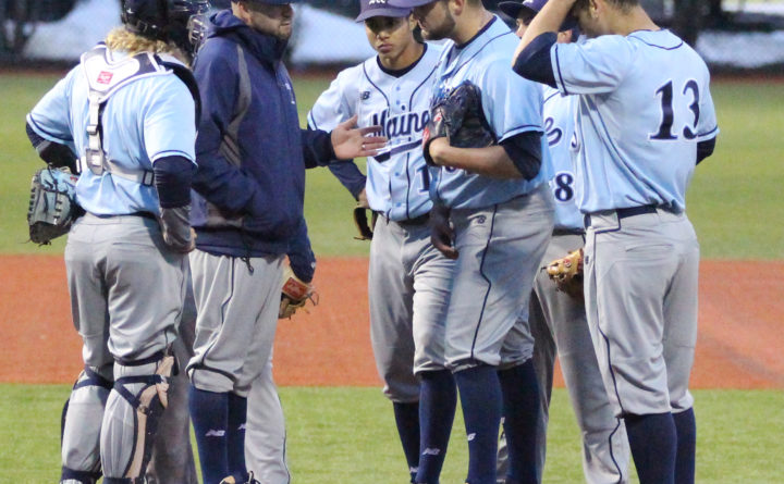 Resurgent UMaine baseball team clinches spot on home turf for ...