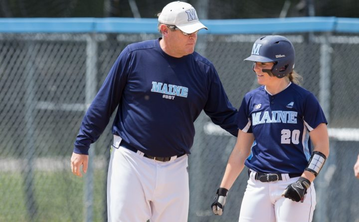 UMaine softball team faces offensive struggles in quest for 2019