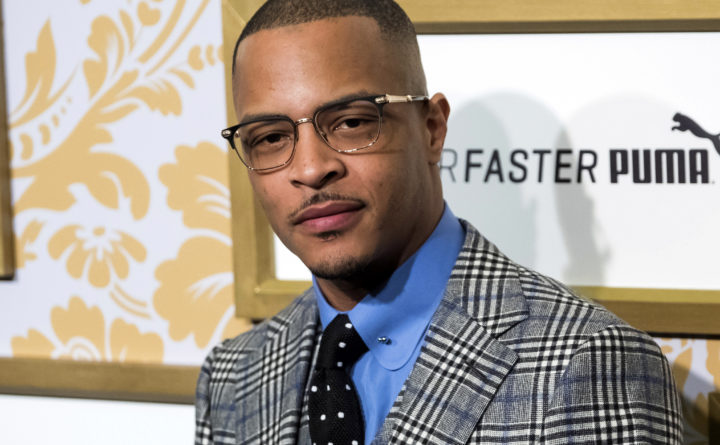 TI Arrested for Public Drunkenness Outside his Gated Community