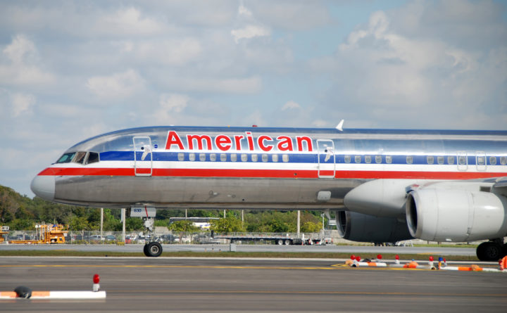 Police arrest American Airlines passenger who chased attendant, attacked passenger