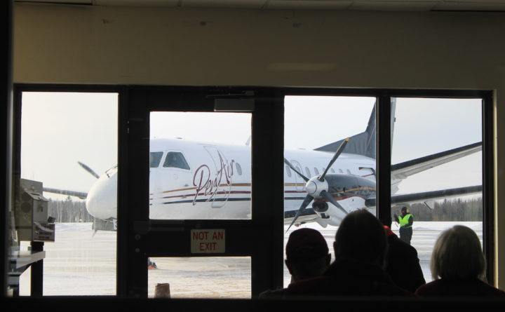 Penair Ends Its Service To Presque Isle Airport A Month Early