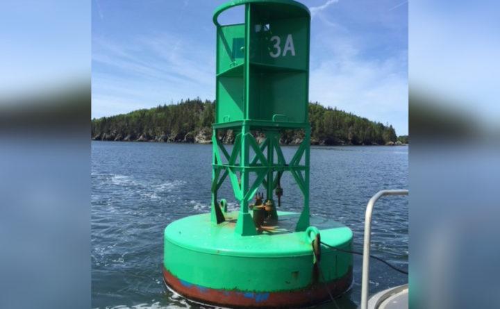 coast guard sounds alarm on theft of buoy bells along maine coast