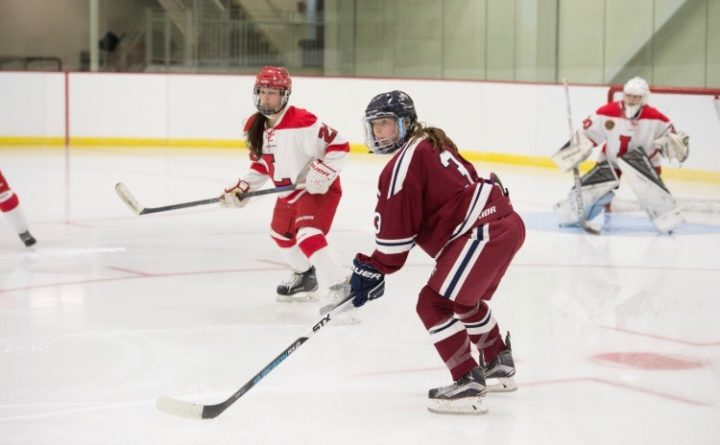 CT H.S.: Taft - Twins Who Grew Up In Bangor Commit To Play Ice Hockey At University Of Maine