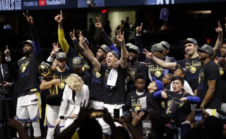 The Warriors' Owner Made A Major Announcement About The Team's Future Plans