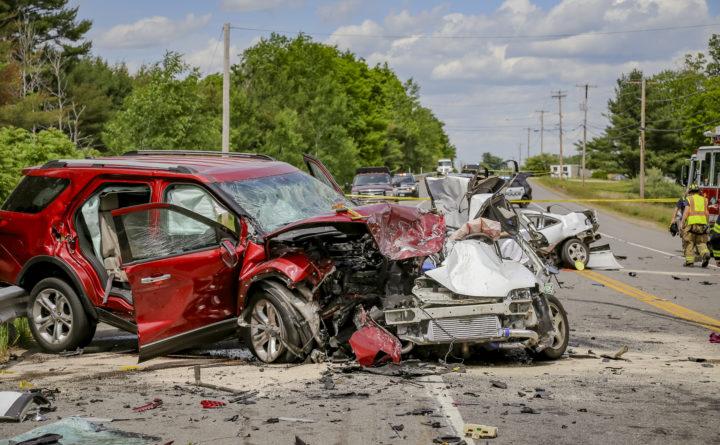 police identify victims in fatal berwick crash york bangor daily