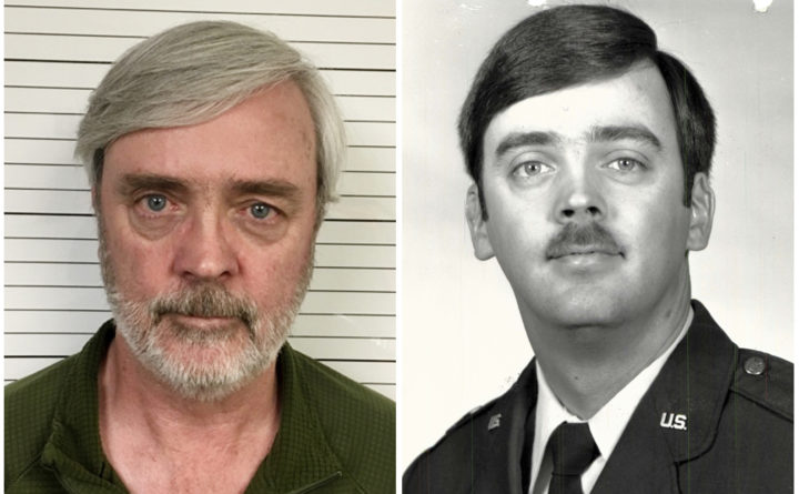 Air Force Captain AWOL For 35 Years Is Arrested In California