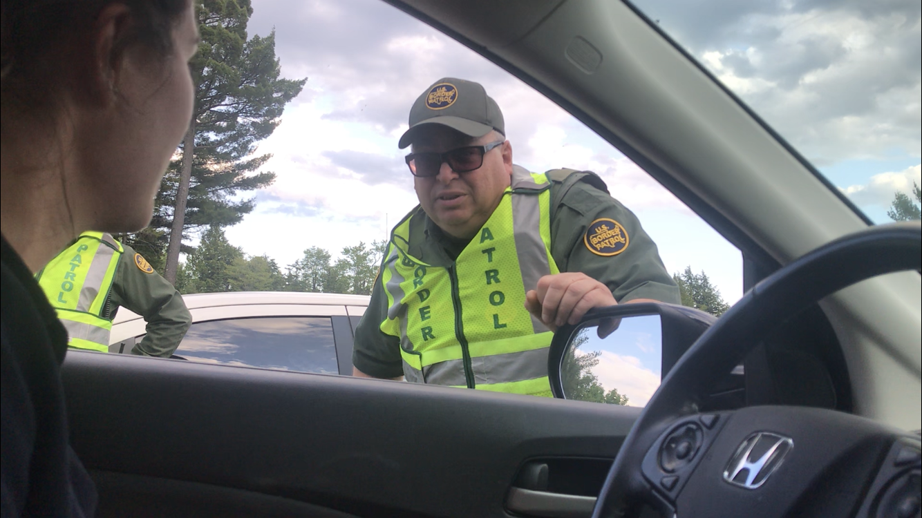 Border Patrolts Arrest 1 At I 95 Checkpoint About Citizenship