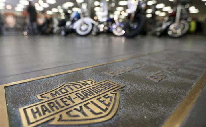 Harley Davidson to begin moving some production overseas