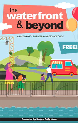 2018 Bangor Waterfront and Beyond Guide