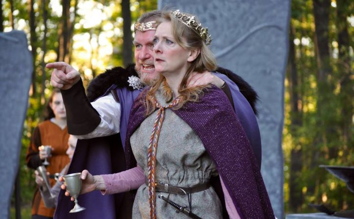 Macbeth' deeply disappointing as actors fail to turn lines