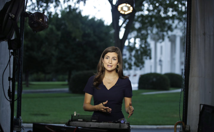 White House defends decision to bar CNN reporter from event
