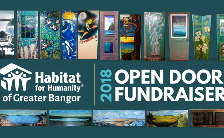 Habitat for Humanity of Greater Bangor & Habitat Bangor art raffle to raise money for homes u2014 User Submitted ...