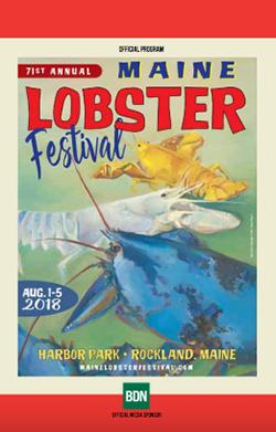 2018 Maine Lobster Festival Guide