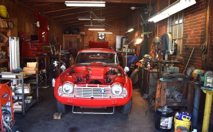 Antique Auto Repair Shop To Leave Downtown Wiscasset After 46 Years