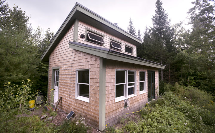 Maine man builds off-the-grid tiny house from scratch ... on international house plans, viking house plans, spartan house plans, sun valley house plans, cherokee house plans, kodiak house plans, heartland house plans, quality house plans, classic house plans, cimarron house plans, frontier house plans, great dane house plans, prepper house plans, heritage house plans, pioneer house plans, anderson house plans, wright house plans, elite house plans, sterling house plans, homemade house plans,
