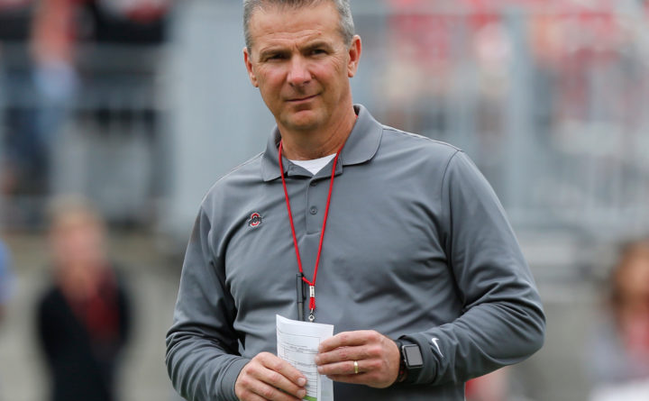 Ohio State's Meyer put on leave, investigation opened