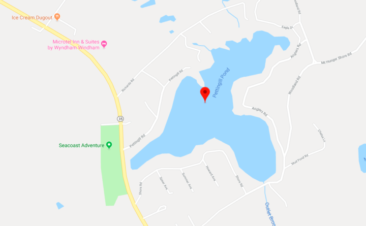 Men Jump Into Maine Pond To Rescue Toddler From Sinking Car News