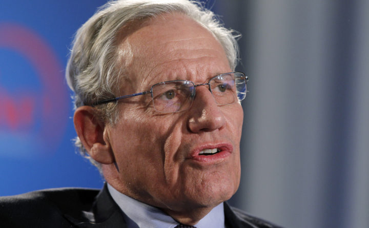 White House strikes back at Bob Woodward over new book