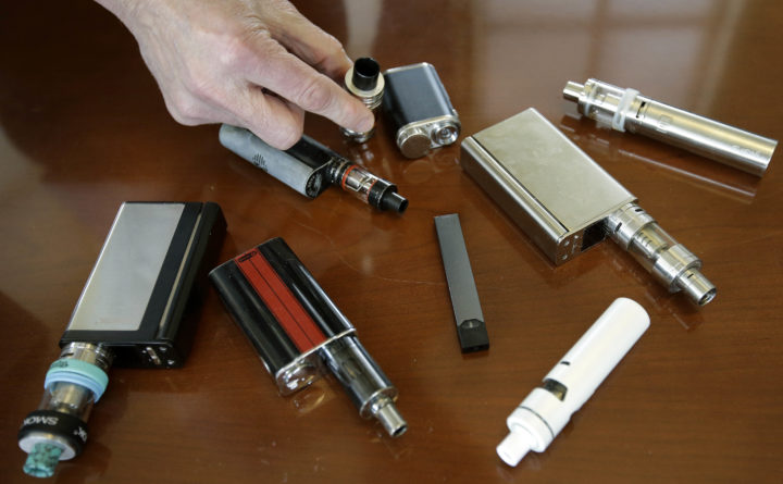 US government considers ban on flavored e-cigarettes over youth 'epidemic'
