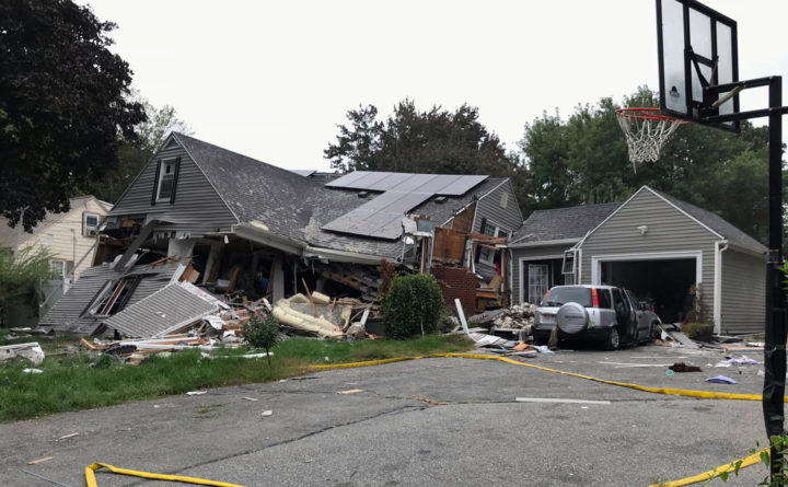 Merrimack Valley Residents Displaced After Gas Explosions Are Allowed To Return Home