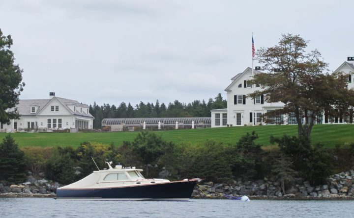 This mansion on MDI might be the most expensive private