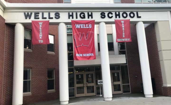 Bangor High School logo