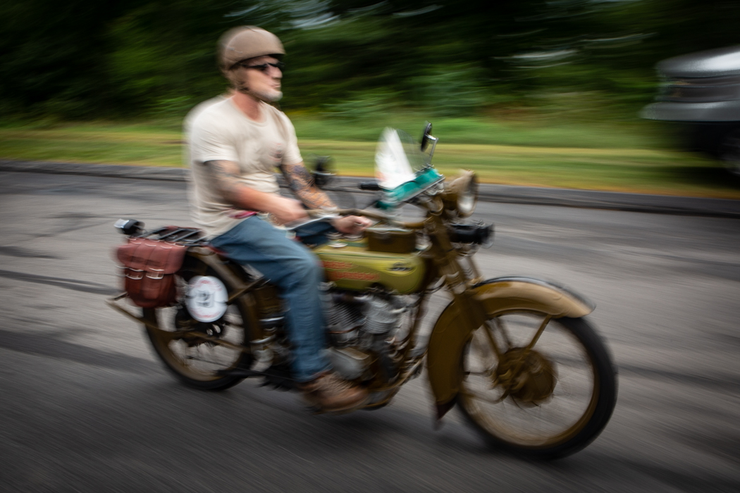 Harley Davidson Portland >> Century Old Motorcycles Start Grueling Cross Country Run In Portland
