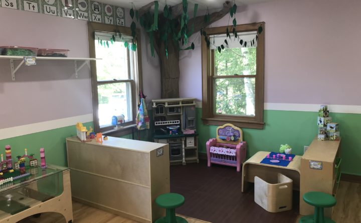 ucp of maine s early childhood education program opens new classroom