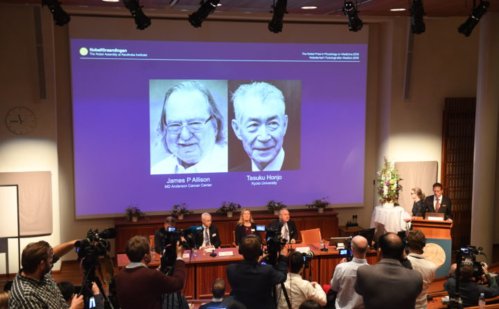 Nobel Prize in Medicine Awarded for New Weapon Against Cancer