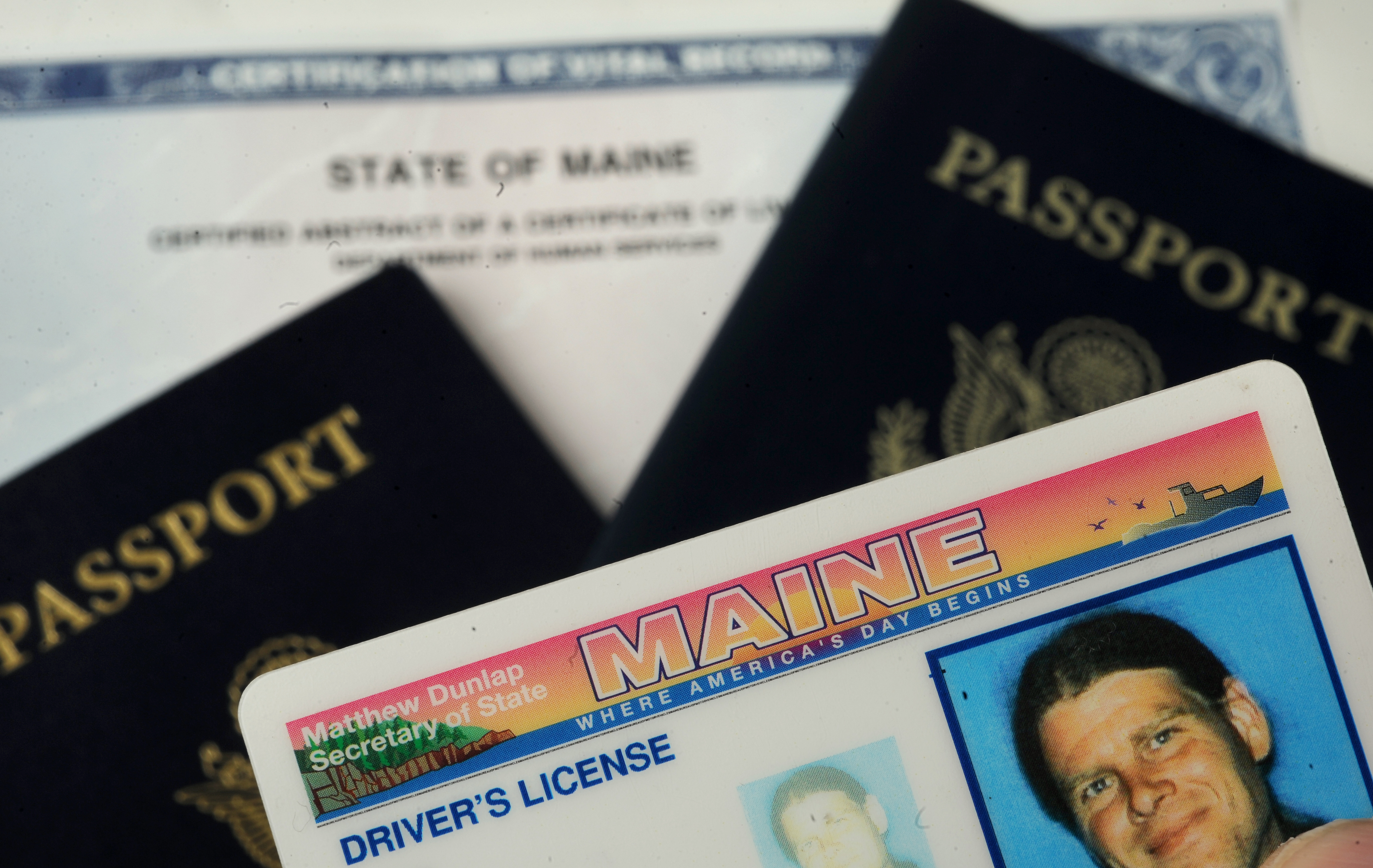 Feds Most States Failing To Meet >> Feds Give Maine Last Reprieve From Real Id Compliance Politics
