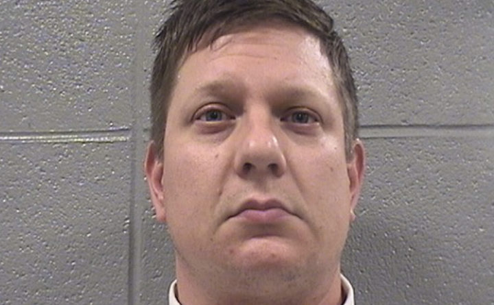 Man in custody following threats tied to Van Dyke trial, police say
