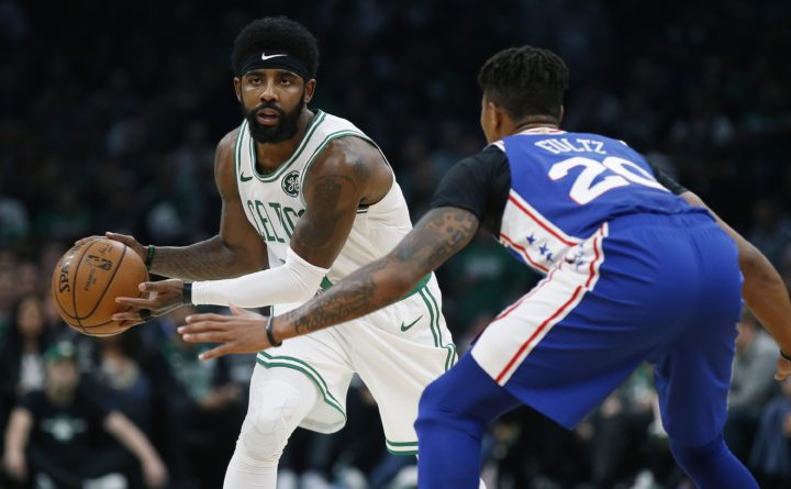 Joel Embiid Gets Worked by Celtics Young Core in Season Opener