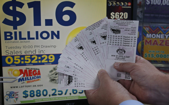Someone Has A Winning Ticket For The 1 6 Billion Mega Millions