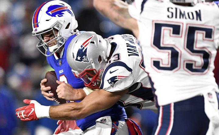 Devin McCourty's Pick-6 Seals Patriots' 25-6 Win Over Bills