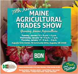 2018 Maine Agricultural Trades Show Guide