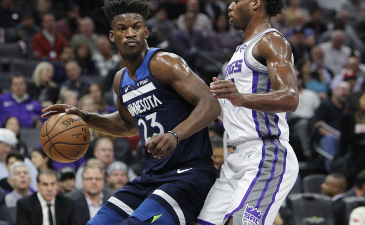 a53c751dce2 Timberwolves to trade star Jimmy Butler to 76ers — Professional ...