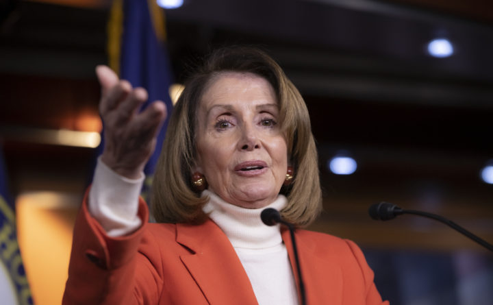 In threat to Pelosi, 16 Democrats say they'll back new leadership