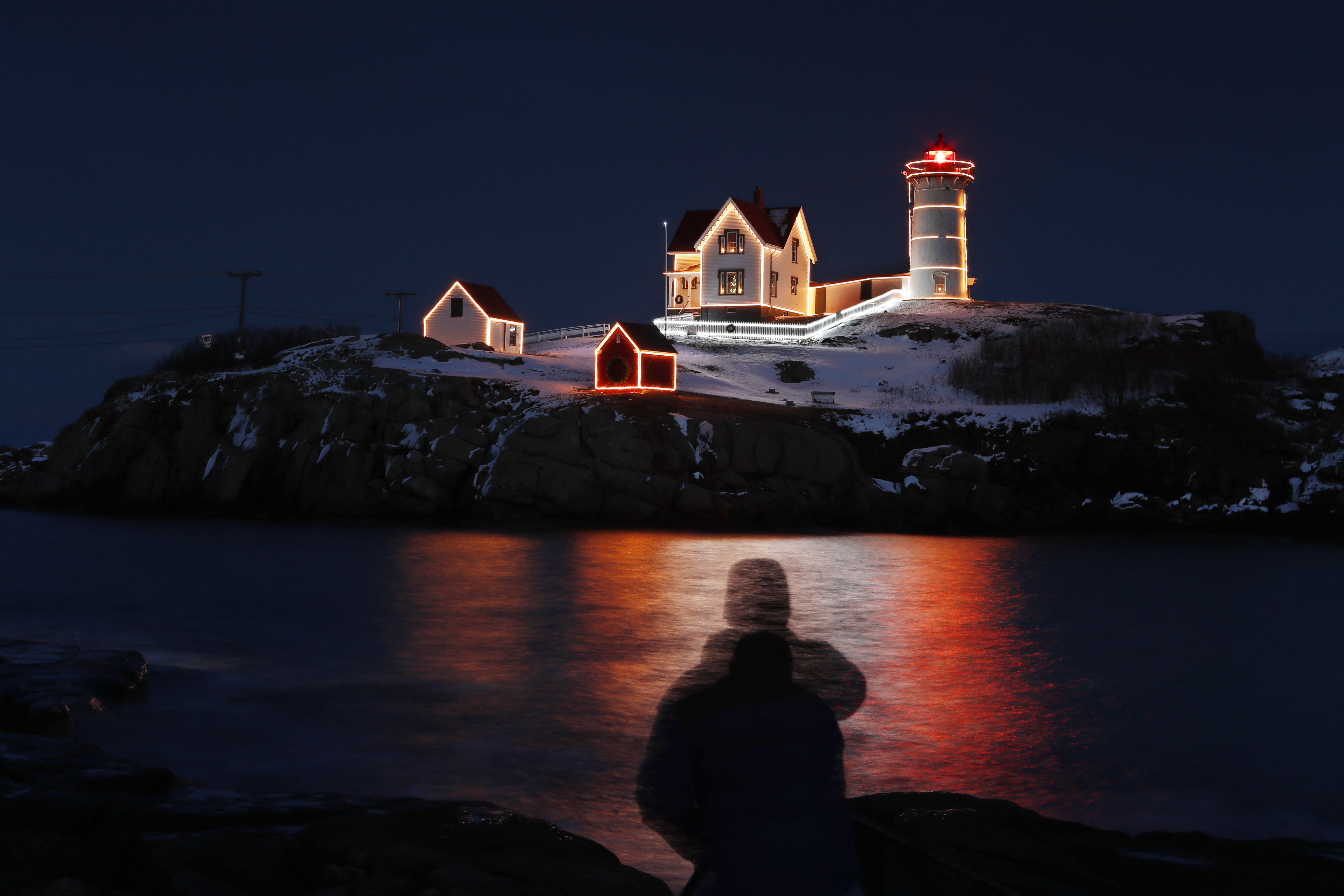 Renovations to be showcased during annual lighthouse Christmas ...