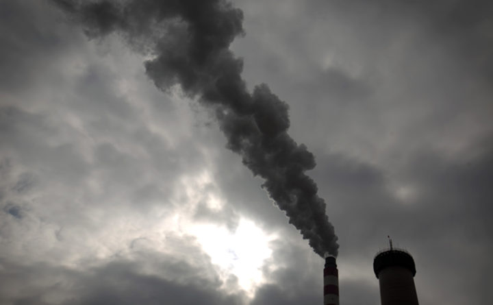 Greenhouse gases hit record - and levels are continuing to rise