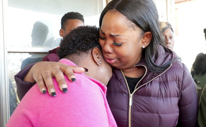 teen who wrote essay on gun violence killed by stray bullet in her rh bangordailynews com hometown hero in her home country kira had