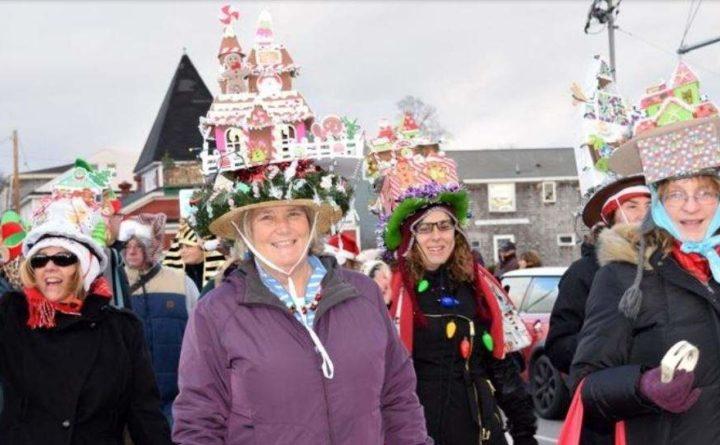 ef124b7dad18b Parade of funky hats