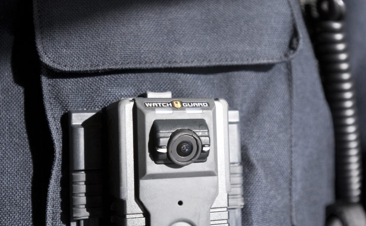 Brewer and Bangor police try out body cameras  Orono police could