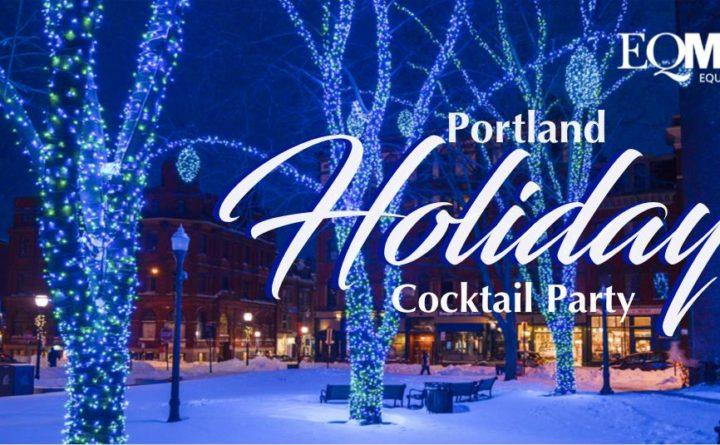 Portland Maine Christmas.Equality Maine S Portland Holiday Cocktail Party User