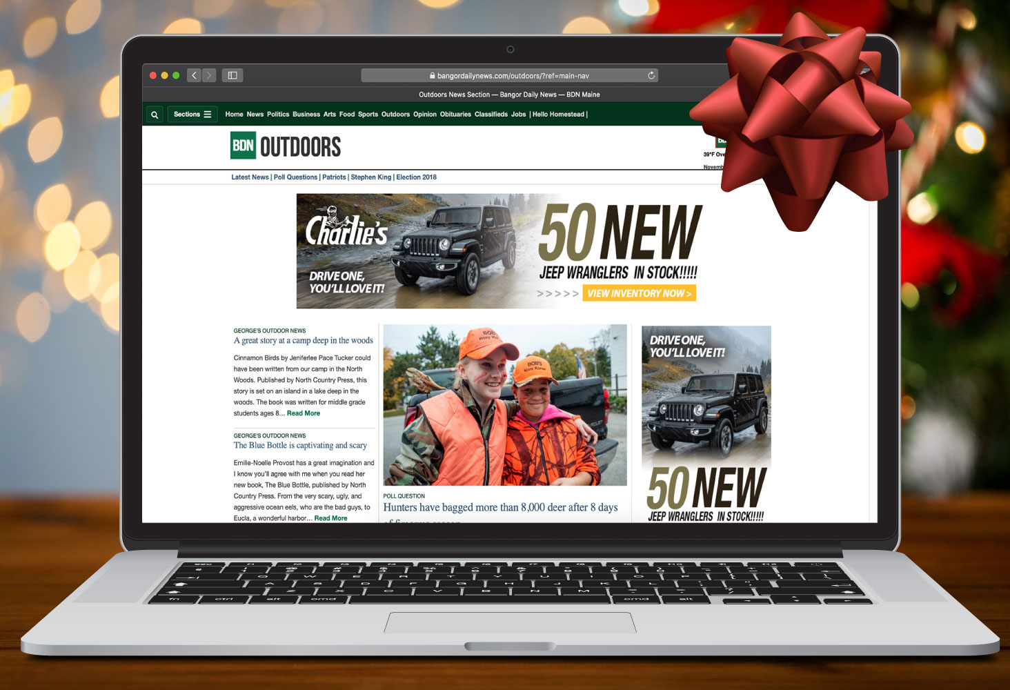 BDN gift subscriptions