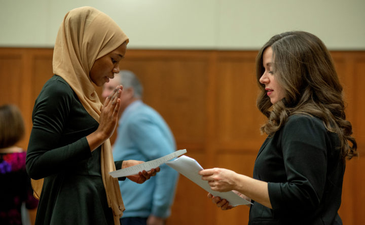 24 people from 18 countries sworn in as US citizens in Bangor